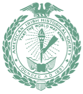 AMERICAN IRISH HISTORICAL SOCIETY